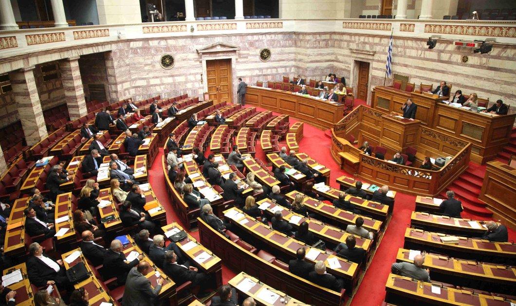 Υπερψηφίστηκε από την Βουλή η δυνατότητα αναδοχής από ομόφυλα ζευγάρια - Κυρίως Φωτογραφία - Gallery - Video