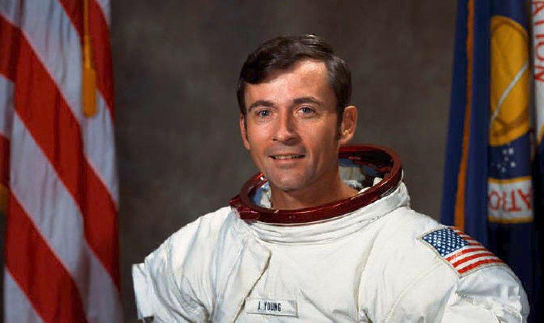 Έφυγε από την ζωή ένας από τους πρωτοπόρους αστροναύτες- Έβαλε σε τροχιά ένα… σάντουιτς - Κυρίως Φωτογραφία - Gallery - Video