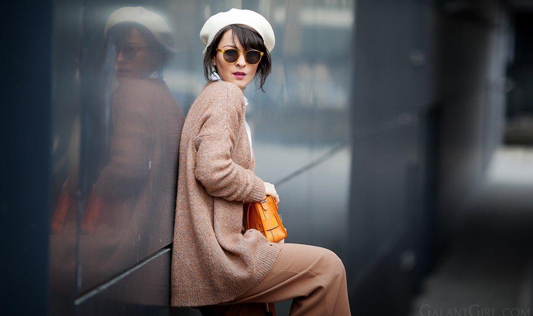 Θέλετε να φορέσετε το λευκό χρώμα τον Χειμώνα;  Ιδού 15 εύκολοι τρόποι   - Κυρίως Φωτογραφία - Gallery - Video