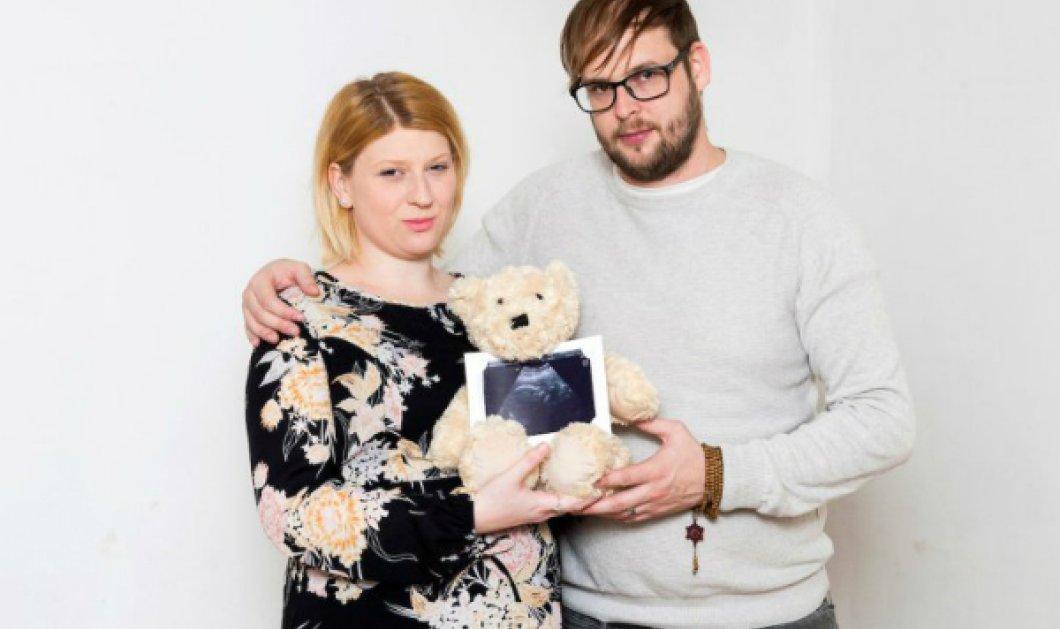 Πως αυτή η 30χρονη αποφάσισε να γεννήσει ενώ ήξερε ότι το μωρό θα πεθάνει στον τοκετό (ΦΩΤΟ - ΒΙΝΤΕΟ) - Κυρίως Φωτογραφία - Gallery - Video