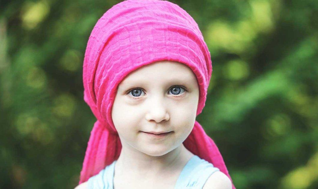 Παγκόσμια Ημέρα Παιδικού Καρκίνου: Κάνε περισσότερα από ένα like & share- Γίνε δότης μυελού των οστών  - Κυρίως Φωτογραφία - Gallery - Video