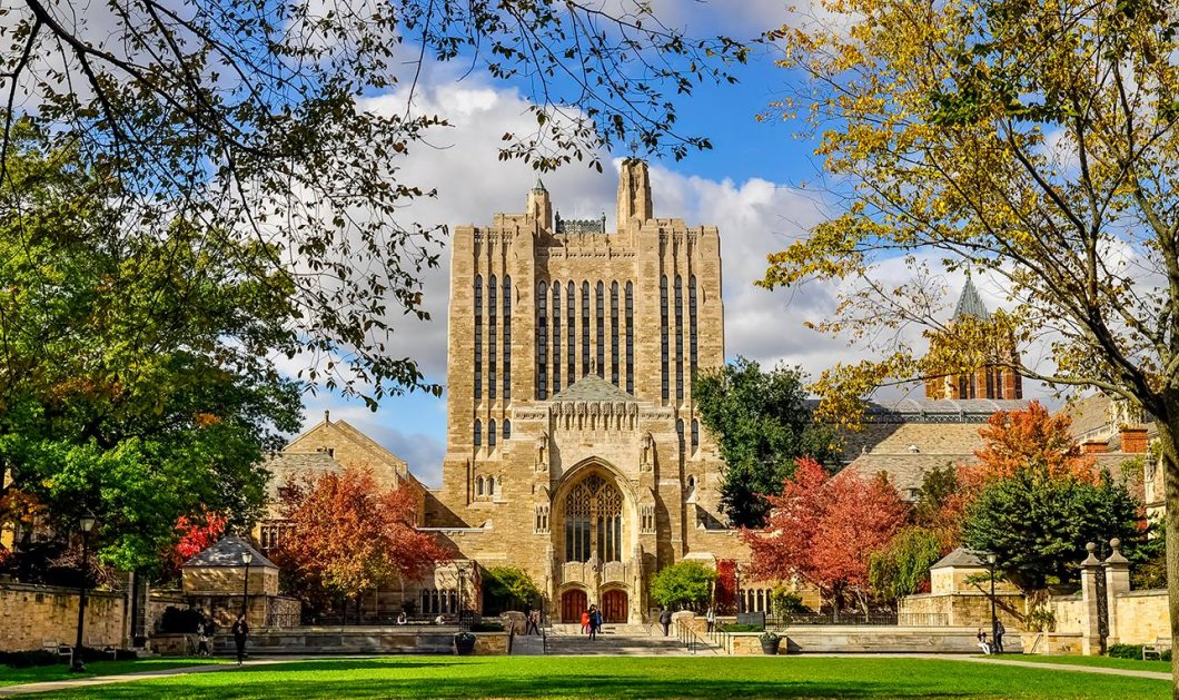 Ποιο νομίζετε ότι είναι το πιο δημοφιλές μάθημα στο Πανεπιστήμιο του Γέιλ με 316 χρόνια ιστορίας  - Κυρίως Φωτογραφία - Gallery - Video