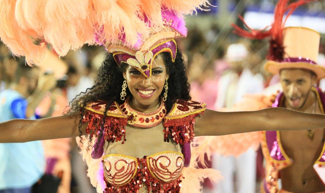 100 εκ προφυλακτικά, 7 εκ λίτρα μπύρας, 13 σχολές σάμπα: Είναι οι αριθμοί του Ρίο του διασημότερου καρναβαλιού - ΦΩΤΟ - Κυρίως Φωτογραφία - Gallery - Video
