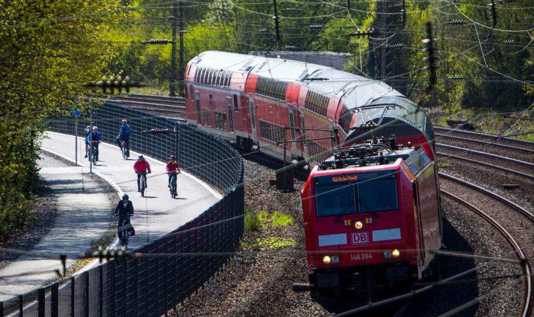 Good news: Δωρεάν τα μέσα μαζικής μεταφοράς στη Γερμανία για τον περιορισμό της ατμοσφαιρικής ρύπανσης   - Κυρίως Φωτογραφία - Gallery - Video