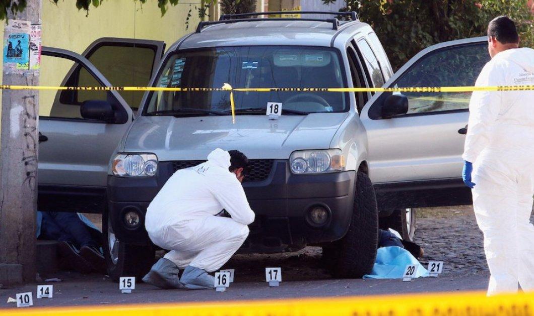 Μεξικό Μακελειό σε αίθουσα χορού: Ένοπλοι εισέβαλαν και σκότωσαν.. 7 - Κυρίως Φωτογραφία - Gallery - Video