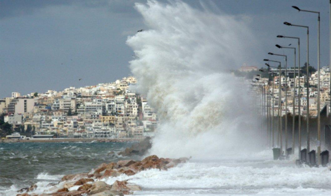 Αυλαία με αλλαγές ρίχνει ο καιρός σήμερα, Παρασκευή - Σύννεφα, βροχές και ενισχυμένα μποφόρ σε πρώτο πλάνο... - Κυρίως Φωτογραφία - Gallery - Video