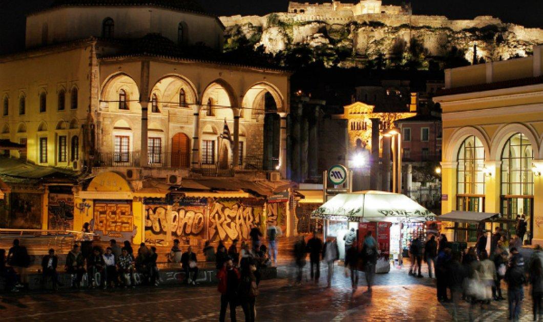 Ένα εκπληκτικό timelapse από τη νυχτερινή Αθήνα - Αυτή η πόλη πια δεν κοιμάται ποτέ! (ΒΙΝΤΕΟ) - Κυρίως Φωτογραφία - Gallery - Video