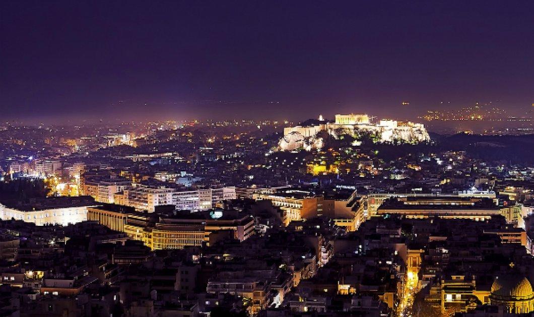 Μια πόλη μαγική... Ένα θαυμάσιο βίντεο για την σύγχρονη Αθήνα τη νύχτα! - Κυρίως Φωτογραφία - Gallery - Video