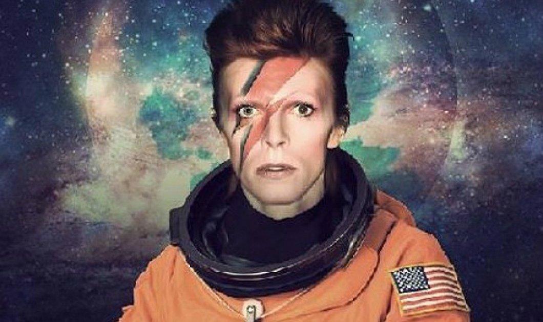 Space Oddity του David Bowie: Δείτε το αυθεντικό βίντεο του 1969 - Αυτό επέλεξε ο Έλον Μασκ να ακούγεται στην εκτόξευση του θεόρατου πύραυλο του (ΒΙΝΤΕΟ) - Κυρίως Φωτογραφία - Gallery - Video