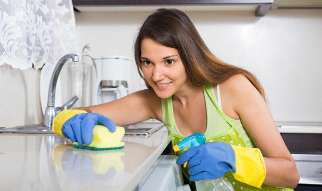 Ποιο είναι το υλικό της κουζίνας που εξαφανίζει τα λίπη;  - Κυρίως Φωτογραφία - Gallery - Video