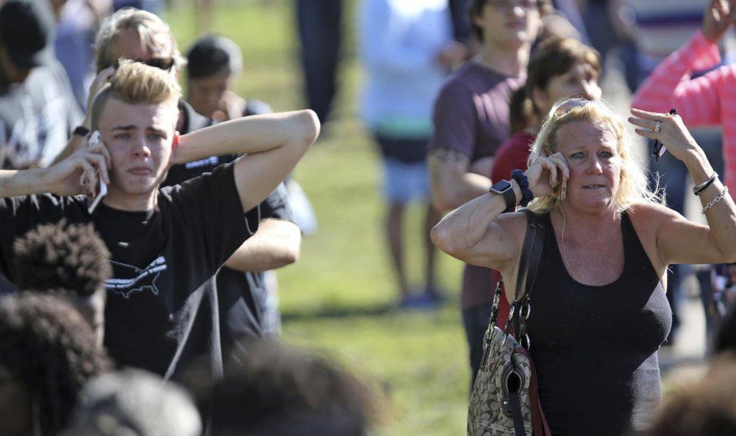 Μακελειό σε σχολείο στη Φλόριντα- Πρώην μαθητής σκότωσε 17 και τραυμάτισε δεκάδες - Σκληρές εικόνες   - Κυρίως Φωτογραφία - Gallery - Video