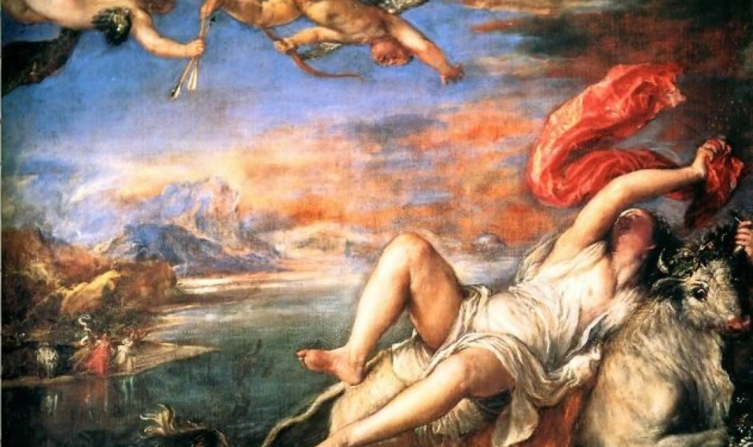 Greek Mythos: Ο ερωτευμένος Δίας γίνεται χρυσή βροχή, κάνει παιδί με την Δανάη & εκείνη παντρεύεται στη Σέριφο τον βασιλιά - Κυρίως Φωτογραφία - Gallery - Video