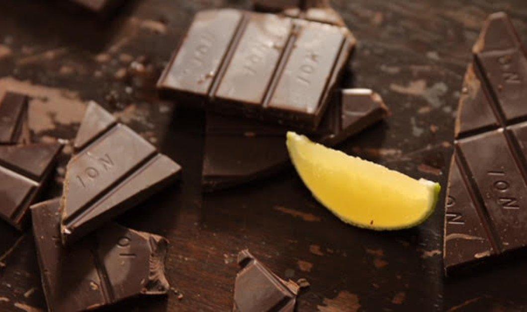 ΙΟΝ DARK: Μια σικ  κυρία της σοκολάτας με τις νότες του σήμερα - Πράσινο τσάι & lime, βιολογικό πορτοκάλι, superfruits ή αμαρτωλή salty caramel (ΦΩΤΟ) - Κυρίως Φωτογραφία - Gallery - Video