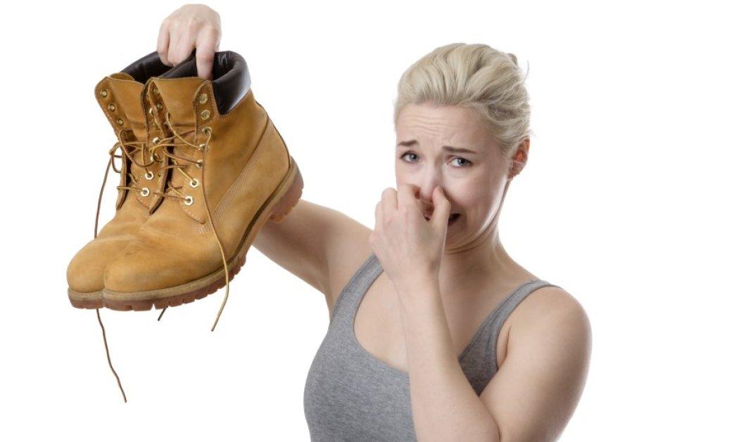 Μυρίζουν τα παπούτσια σας; Χρήσιμα κόλπα για να αντιμετωπίσετε την κακοσμία   - Κυρίως Φωτογραφία - Gallery - Video