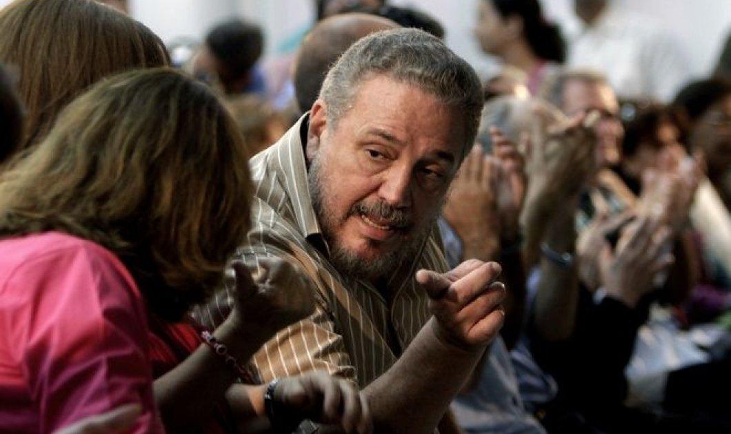 Αυτοκτόνησε ο μεγάλος γιός του Φιντέλ Κάστρο - Κυρίως Φωτογραφία - Gallery - Video