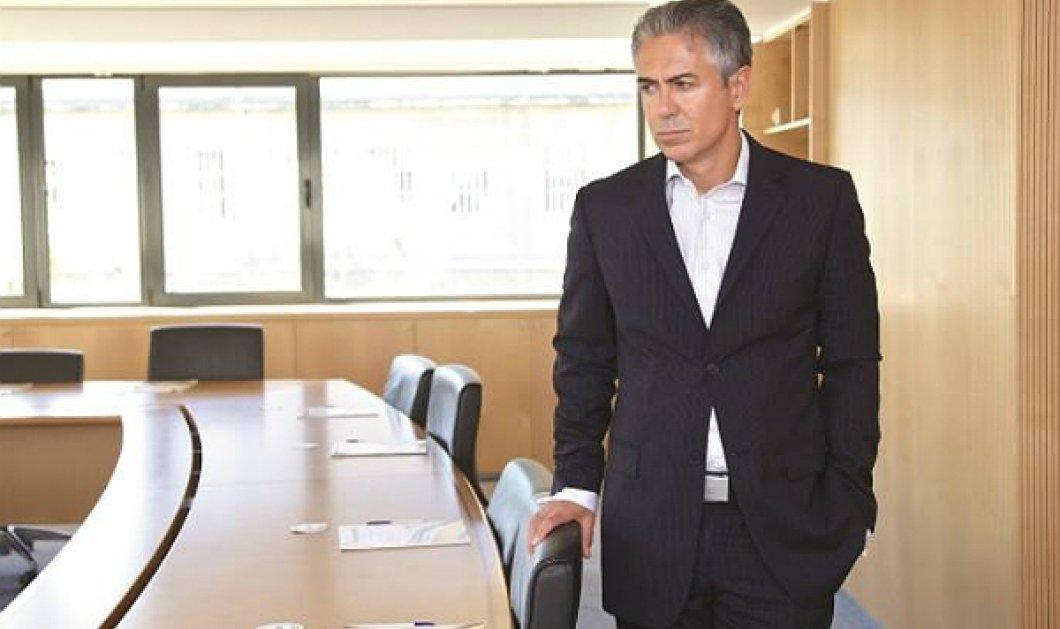 """Κωνσταντίνος Φρουζής: """"Ουδέποτε έδωσα χρήματα σε πολιτικούς"""" - Κυρίως Φωτογραφία - Gallery - Video"""