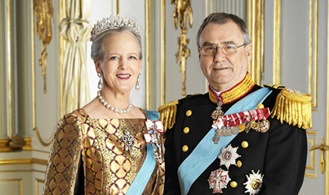 Πέθανε ο πρίγκιπας Ερρίκος της Δανίας - O καημός του ότι πότε δεν τον έστεψε βασιλιά η γυναίκα του Μαργαρίτα (ΦΩΤΟ) - Κυρίως Φωτογραφία - Gallery - Video
