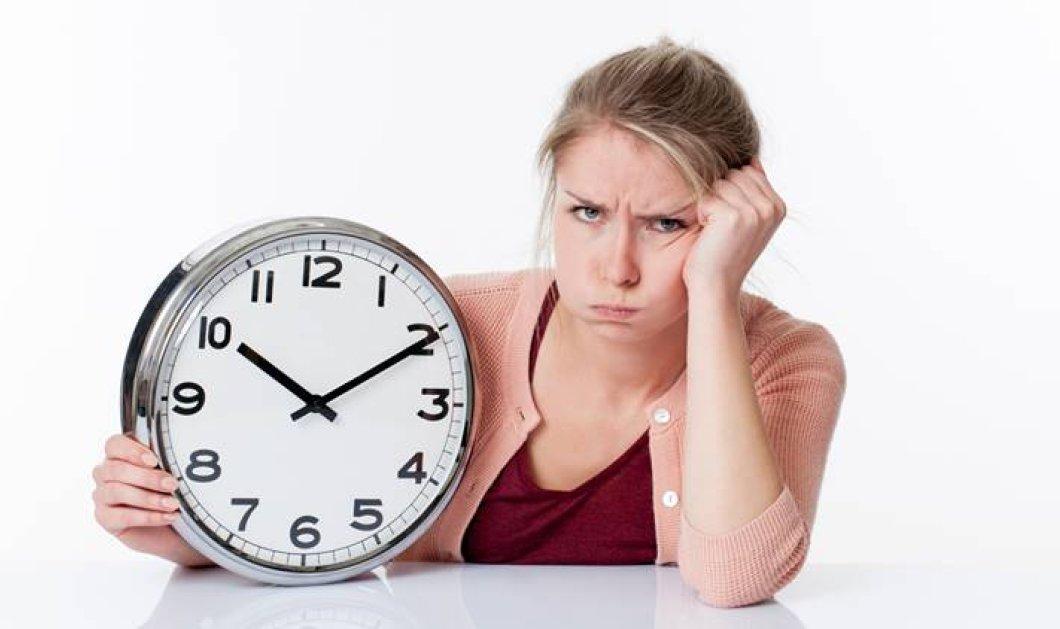 4+1 μαγικοί τρόποι για να αντιμετωπίσουμε την ανυπομονησία  - Κυρίως Φωτογραφία - Gallery - Video