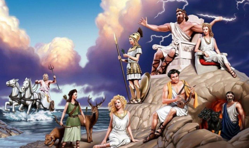 Greek mythos: Τα ονόματα των Θεών του Ολύμπου έχουν συμβολικές σημασίες – Κάθε μία και ένα μυστήριο - Κυρίως Φωτογραφία - Gallery - Video