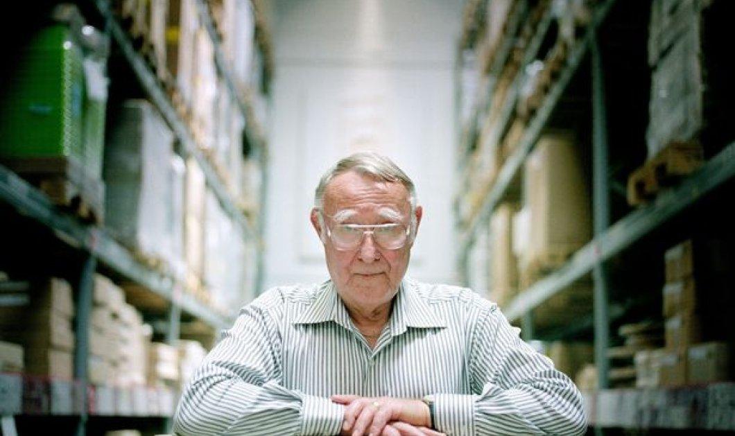 Η φτωχική ζωή του Mr IKEA & η αμύθητη περιουσία που δεν πάει στους συγγενείς - Story of the day  - Κυρίως Φωτογραφία - Gallery - Video