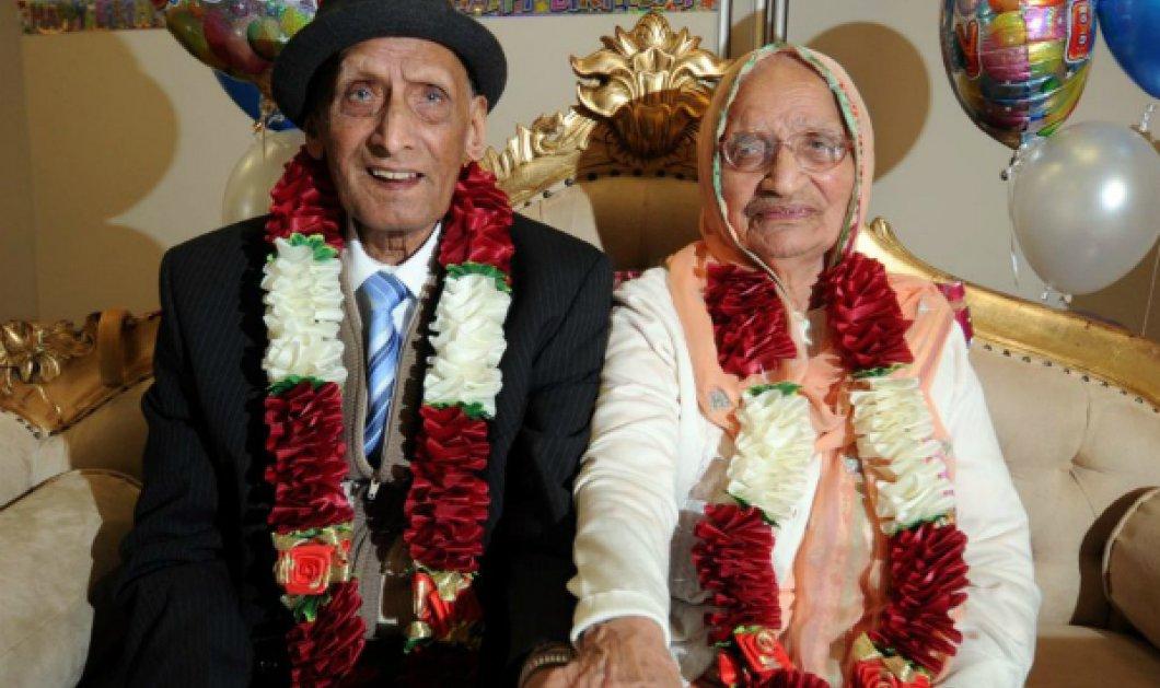 Ο Karim & η Kartari ζευγάρι εδώ και 88 χρόνια - Τους αφιερώνουμε τον Άγιο Βαλεντίνο και τους ανακηρύσσουμε top ζεύγος της χρονιάς (ΦΩΤΟ - ΒΙΝΤΕΟ) - Κυρίως Φωτογραφία - Gallery - Video