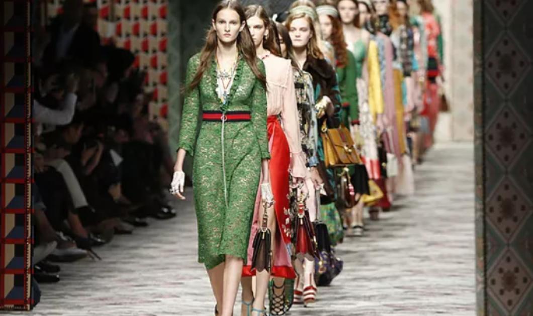 Cucci ή Balenciaga; Top 10 των πιο αγαπημένων brands στην μόδα - Οι εκπλήξεις  - Κυρίως Φωτογραφία - Gallery - Video