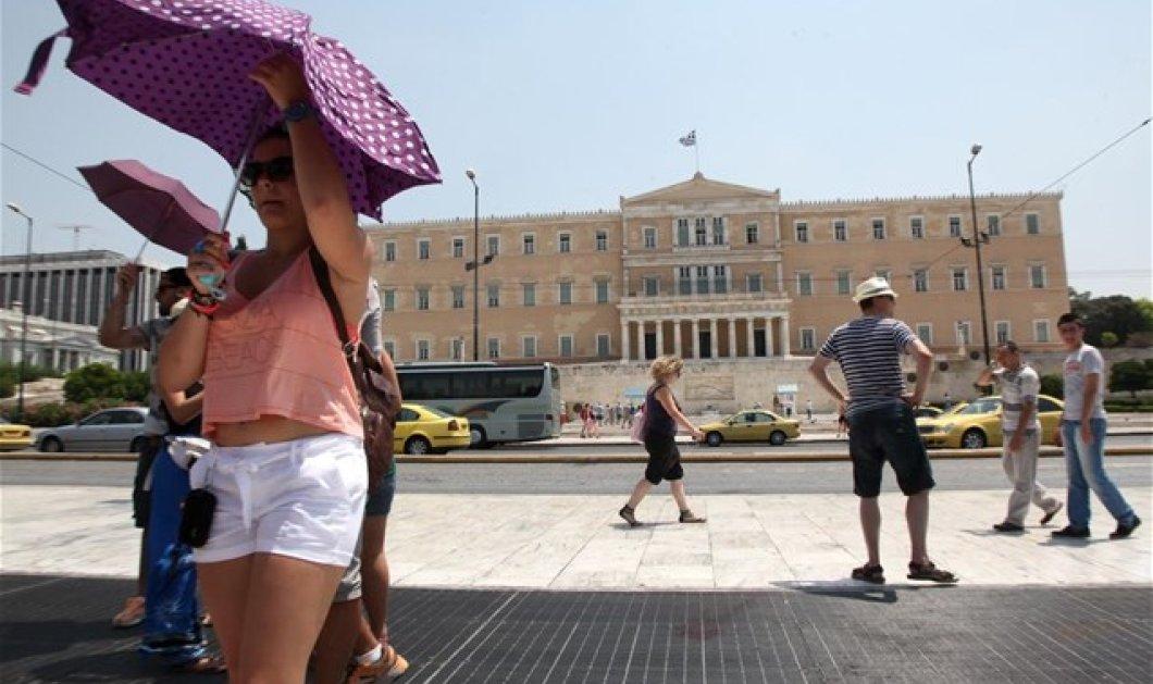 Έχει ο καιρός γυρίσματα και... μέρες θερμές! Πρώτη η Αθήνα σε καύσωνες & ξηρασία - Κυρίως Φωτογραφία - Gallery - Video