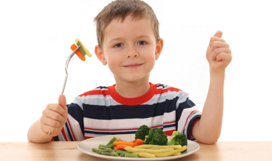 Πως θα μάθω στο παιδί μου να τρώει τα πάντα (ακόμα κι αν εγώ δεν τα τρώω) - Κυρίως Φωτογραφία - Gallery - Video