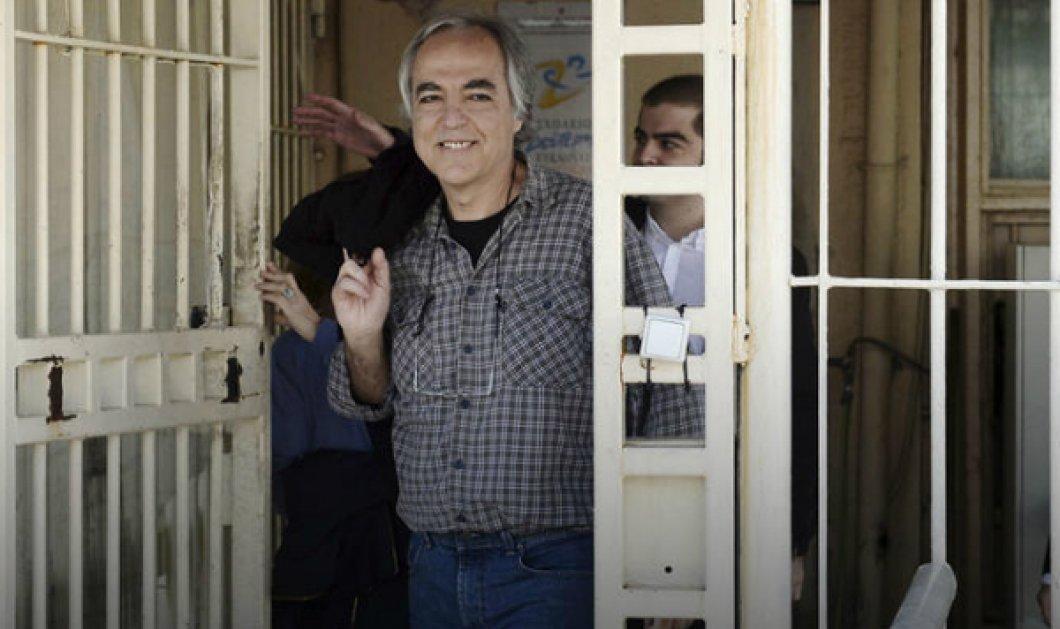 """Σε ισχύ η νέα άδεια Κουφοντίνα - Εκτός φυλακής ξανά για 48 ώρες ο εκτελεστής της """"17 Νοέμβρη"""" - Κυρίως Φωτογραφία - Gallery - Video"""