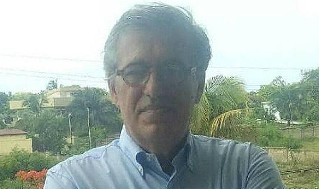 """Τάκης Λαϊνάς: Σε ηλικία 58 ετών """"έσβησε"""" ο δημοσιογράφος προδομένος από την καρδιά του - Κυρίως Φωτογραφία - Gallery - Video"""
