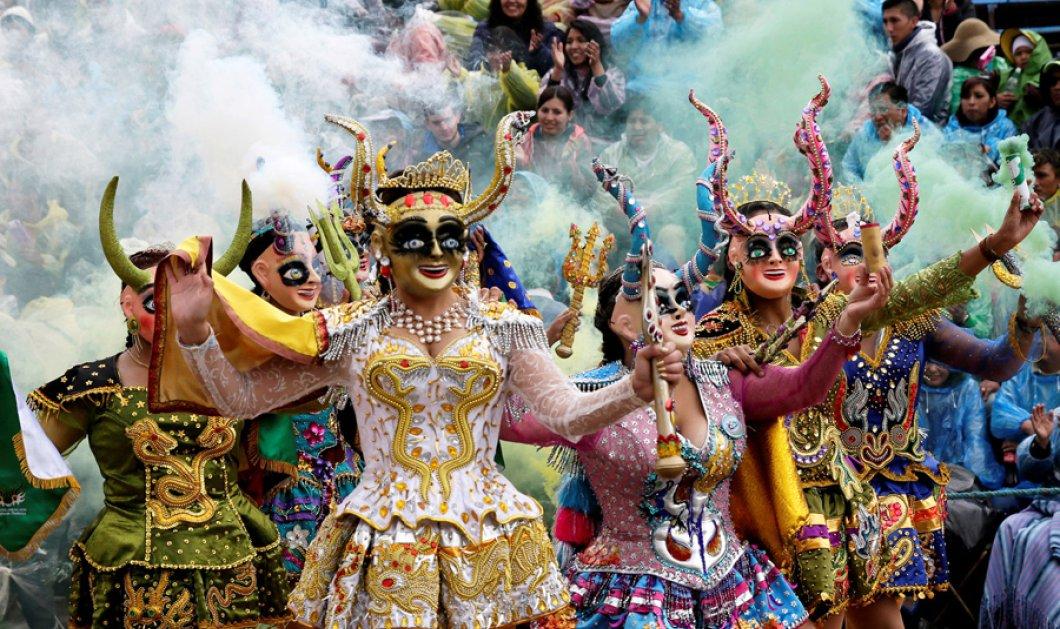 Good news: Ενθουσιασμός στο Ρέθυμνο - Ξένοι επισκέπτες-ταξιδιώτες από όλο τον κόσμο για το Καρναβάλι   - Κυρίως Φωτογραφία - Gallery - Video