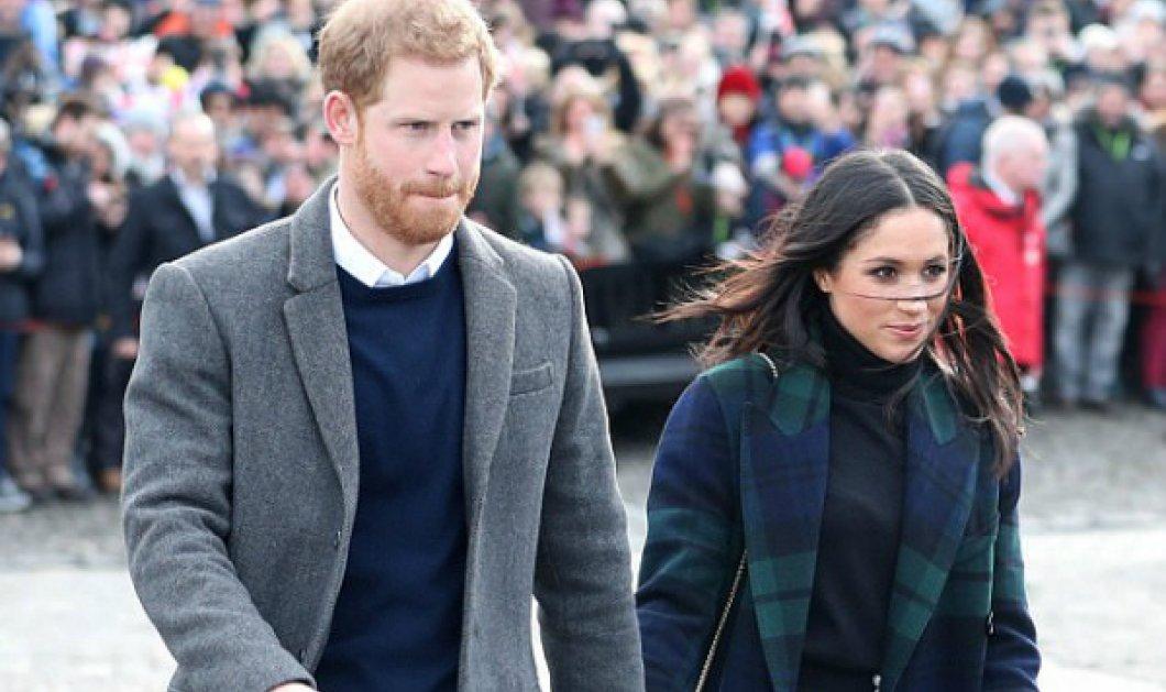 Συναγερμός στην Σκότλαντ Γιαρντ: Έστειλαν φάκελο με λευκή σκόνη στον πρίγκιπα Χάρι και την Μέγκαν Μαρκλ - Κυρίως Φωτογραφία - Gallery - Video