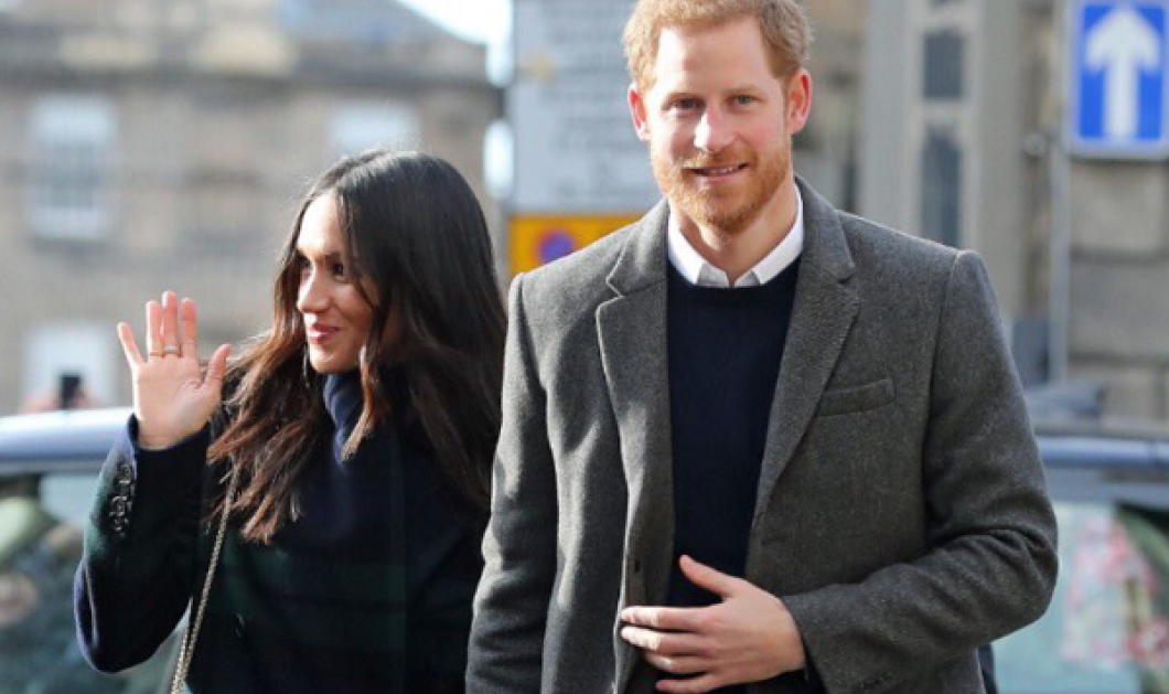 Πανζουρλισμός στην Σκωτία από την επίσκεψη Μέγκαν & Πρίγκιπα Χάρι - Το scotch καρώ παλτό της μνηστής (ΦΩΤΟ) - Κυρίως Φωτογραφία - Gallery - Video