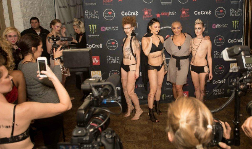 Αυτές οι γυναίκες βγήκαν νικήτριες από τον καρκίνο του μαστού & τώρα έγιναν μανεκέν στην πασαρέλα της Νέας Υόρκης (ΦΩΤΟ - BINTEO) - Κυρίως Φωτογραφία - Gallery - Video