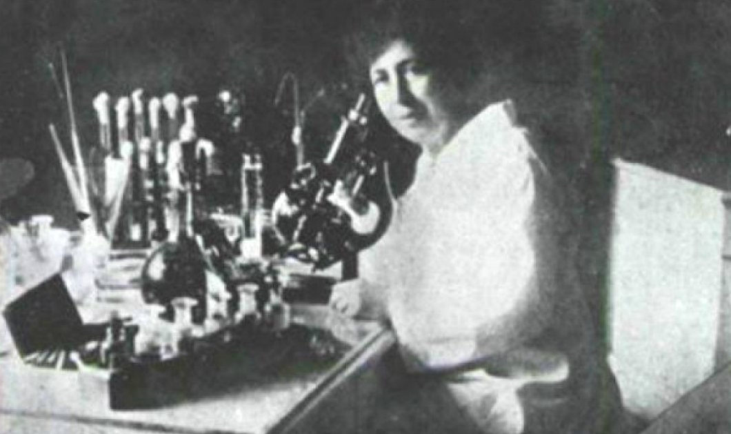 Αγγελική Παναγιωτάτου: Αυτή ήταν η πρώτη Ελληνίδα γιατρός - Ίδρυσε το πρώτο φιλολογικό σαλόνι στην Αλεξάνδρεια - Κυρίως Φωτογραφία - Gallery - Video