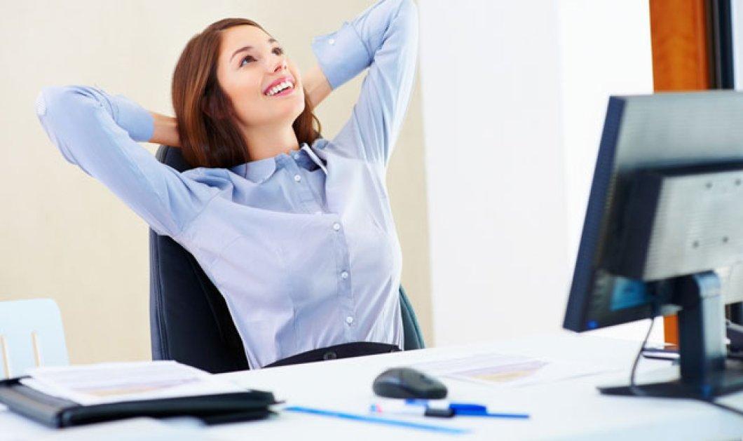 Χρυσές συμβουλές για να προστατέψετε την υγεία σας στο γραφείο! - Κυρίως Φωτογραφία - Gallery - Video