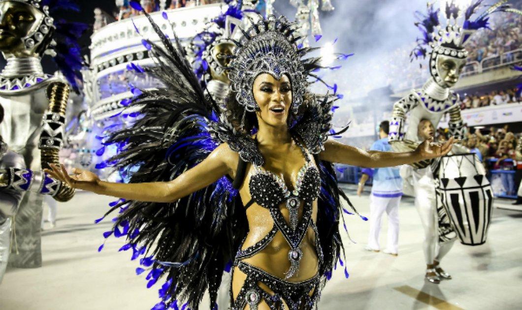 Ας ταξιδέψουμε στο κορυφαίο καρναβάλι του κόσμου - Σάμπα μέχρι τέλους στους δρόμους της Βραζιλίας (ΒΙΝΤΕΟ) - Κυρίως Φωτογραφία - Gallery - Video