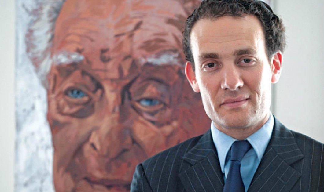 Αλέξανδρος Ρότσιλντ ετών 37: Αναλαμβάνει επικεφαλής της Τράπεζας & της δυναστείας των πλουσιότατων Rothschild - Κυρίως Φωτογραφία - Gallery - Video