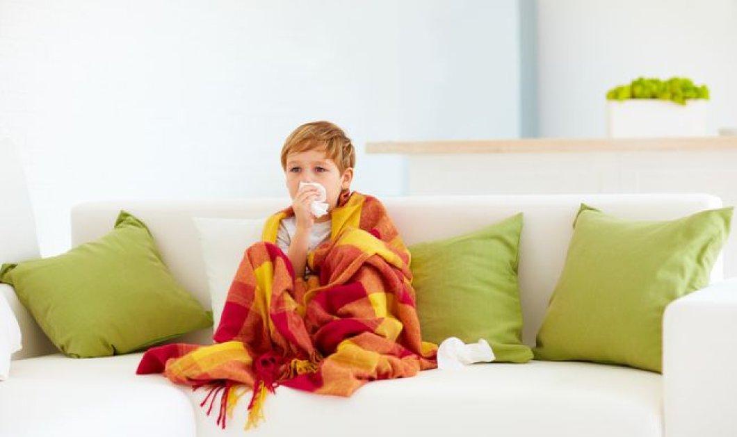Να οι λόγοι που το παιδί αρρωσταίνει εύκολα & τι πρέπει να ξέρει ο κάθε γονιός   - Κυρίως Φωτογραφία - Gallery - Video