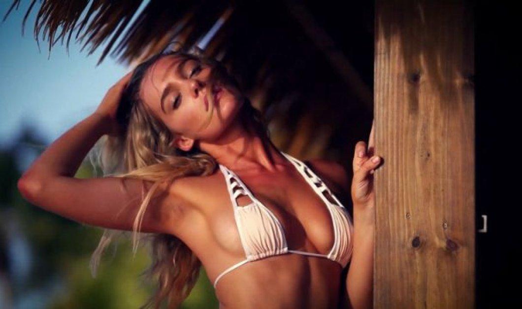 Βίντεο: Το νέο σέξι τεύχος του Sports Illustrated για το 2018 έβγαλε teaser για να προϊδεάσει   - Κυρίως Φωτογραφία - Gallery - Video
