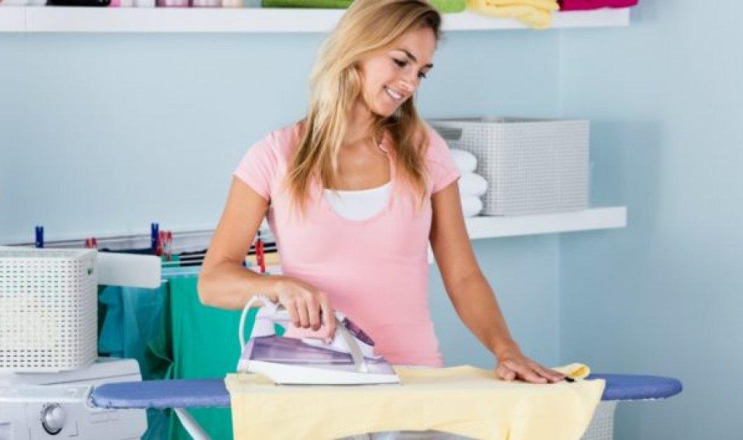 Σπύρος Σούλης: 6 μεγάλα λάθη που κάνετε όταν σιδερώνετε και πώς να τα διορθώσετε!  - Κυρίως Φωτογραφία - Gallery - Video