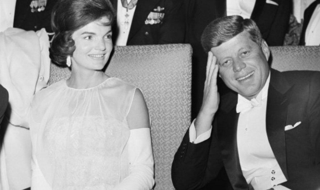 Vintage Story: Όταν η Τζάκυ ανακαίνισε τον Λευκό Οίκο, κάλεσε το CBS για να το δείξει στον πλανήτη - Δείτε το μοναδικό βίντεο ντοκουμέντο! - Κυρίως Φωτογραφία - Gallery - Video