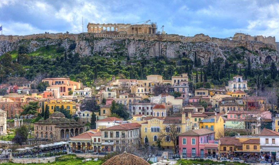Νέα έρευνα: Η Αθήνα θα γνωρίσει την μεγαλύτερη αύξηση σε καύσωνες & ξηρασίες στο μέλλον - Κυρίως Φωτογραφία - Gallery - Video