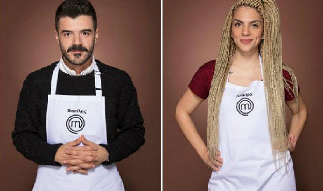 "MasterChef: Οι δυο παίκτες που έχουν έρθει πολύ κοντά & θεωρούνται... ""κρυφό ζευγάρι"" του ριάλιτι μαγειρικής (ΒΙΝΤΕΟ) - Κυρίως Φωτογραφία - Gallery - Video"