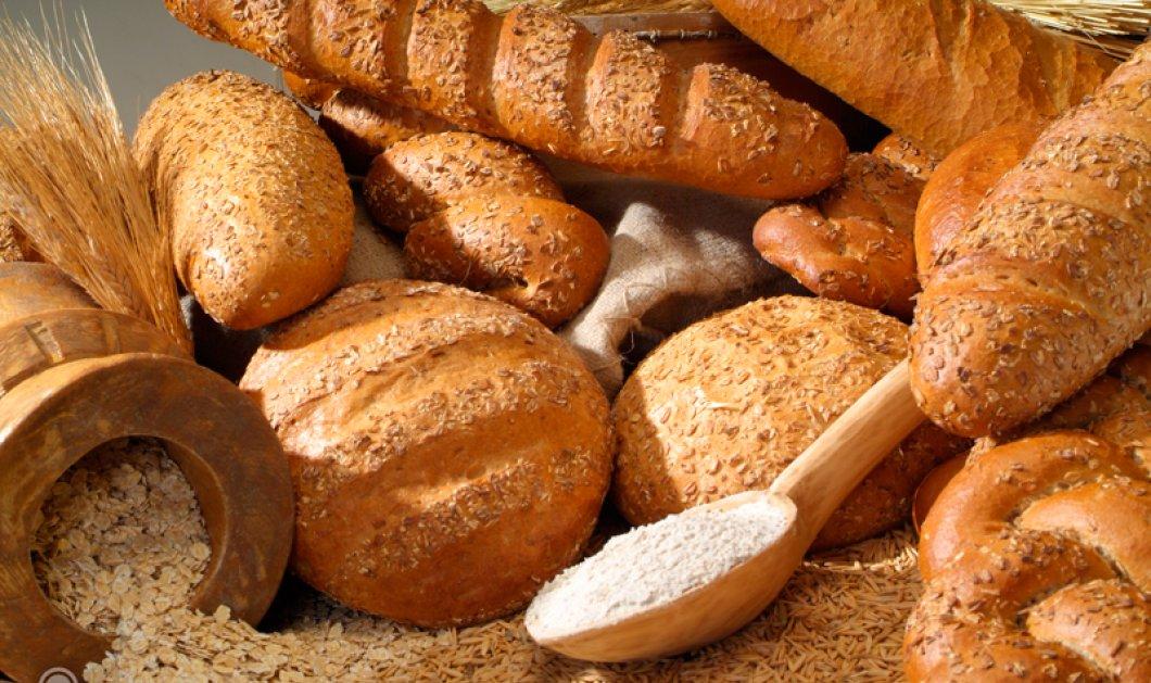 Δημήτρης Γρηγοράκης: Γιατί το ψωμί είναι η βάση της παραδοσιακής ελληνικής διατροφής - Κυρίως Φωτογραφία - Gallery - Video
