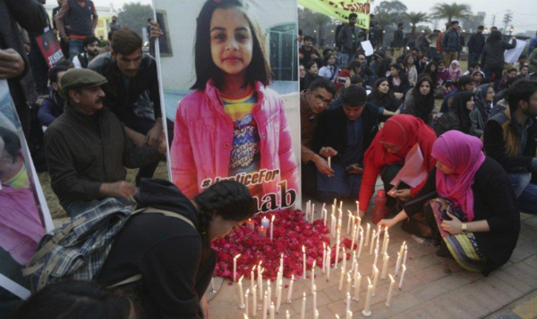 Εις θάνατον 4 φορές ο 24χρονος που βίασε & δολοφόνησε την 7χρονη Zainab - Είχε βιάσει & σκοτώσει άλλα 8 παιδάκια (ΦΩΤΟ) - Κυρίως Φωτογραφία - Gallery - Video