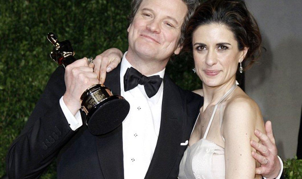 Κόλιν Φέρθ: Η γυναίκα του είχε σχέση με Ιταλό δημοσιογράφο που τώρα απειλεί το λαμπερό ζευγάρι  - Κυρίως Φωτογραφία - Gallery - Video