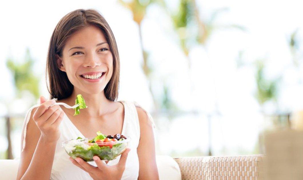 Αυτοί είναι οι πιο απλοί κανόνες για υγιεινή διατροφή που θα σας σώσουν!  - Κυρίως Φωτογραφία - Gallery - Video