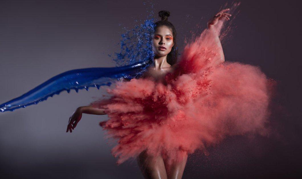 Καλλιτέχνιδα φωτογράφισε υπέροχα αιθέρια μοντέλα σαν θεές της γης, της φωτιάς & του νερού (ΦΩΤΟ)  - Κυρίως Φωτογραφία - Gallery - Video