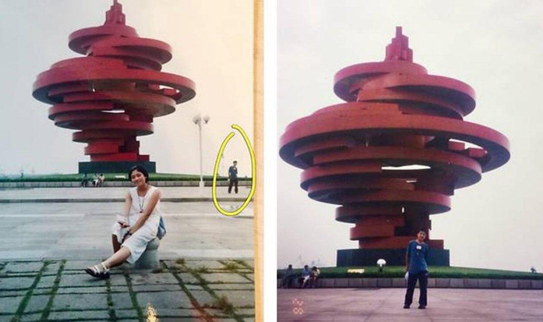 Απίστευτο! Παντρεμένο ζευγάρι ανακάλυψε ότι οι δρόμοι τους είχαν συναντηθεί 10 χρόνια πριν γνωριστούν (ΦΩΤΟ)   - Κυρίως Φωτογραφία - Gallery - Video